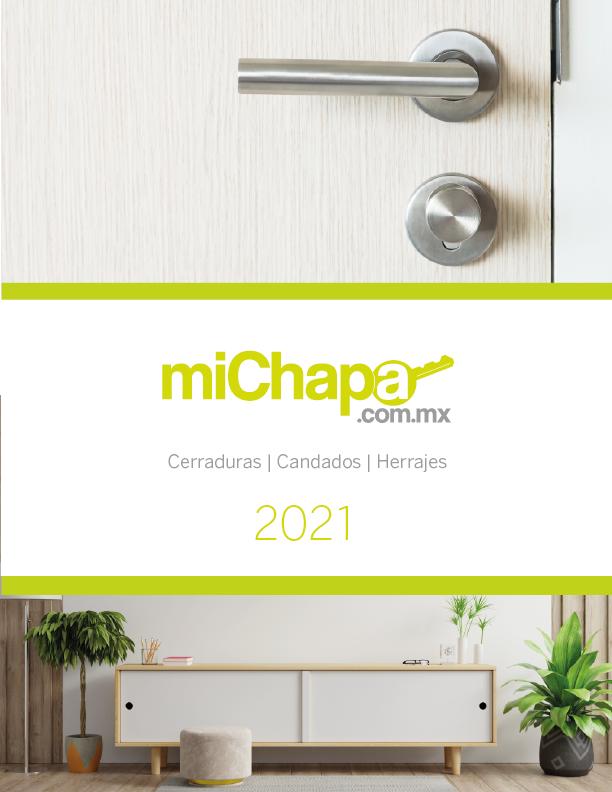 Catalogo Cerraduras MICHAPA.COM.MX